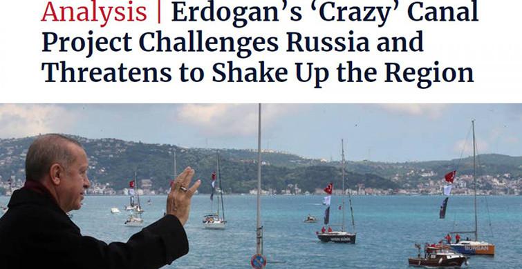 Kanal İstanbul İsrail Basınında Yorumlandı