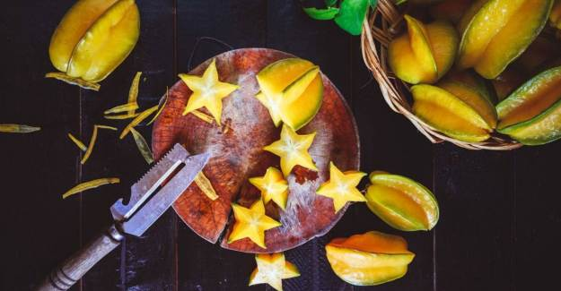 Karambola Meyvesinin (Yıldız Meyvesi) Faydaları Nelerdir?