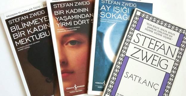 Karantina Günleri İçin Kitap Önerisi: Stefan Zweig Kitapları