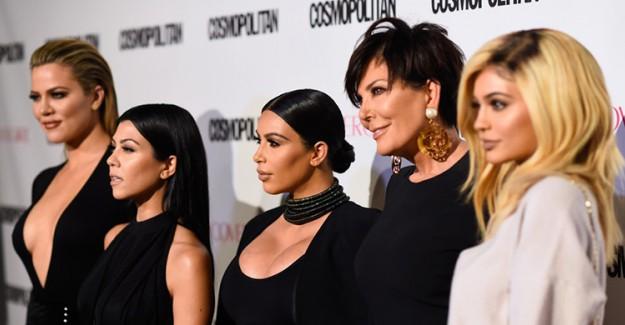 Kardashian- Jenner Ailesinin Doğum Günü Partisi Olay Oldu