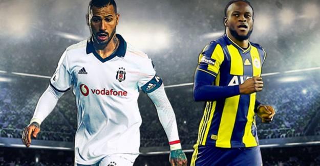 Dev Maçta Fenerbahçe Beraberliği Yakaladı! Beşiktaş - Fenerbahçe (Canlı Yayın)