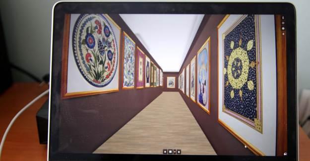Kastamonu'daki Geleneksel Sanatlar Online Sergide