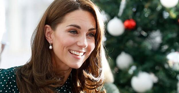 Kate Middleton Direksiyon Başında