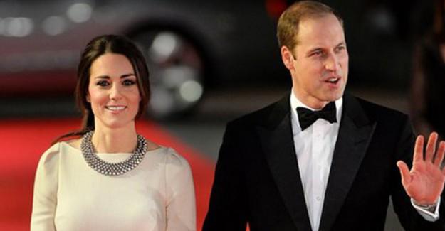Kate Middleton ve Eşi Prens William Kraliye Görevlerine Ara Verecek