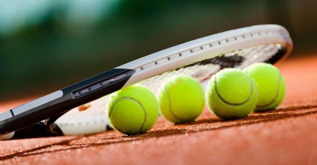 Kategori-1 Senyör Tenis Turnuvası, 3 Eylül'de Başlayacak