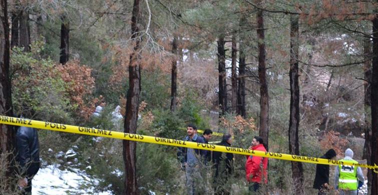 Kayıp İnşaat Çalışanı Ormanda Ölü Bulundu