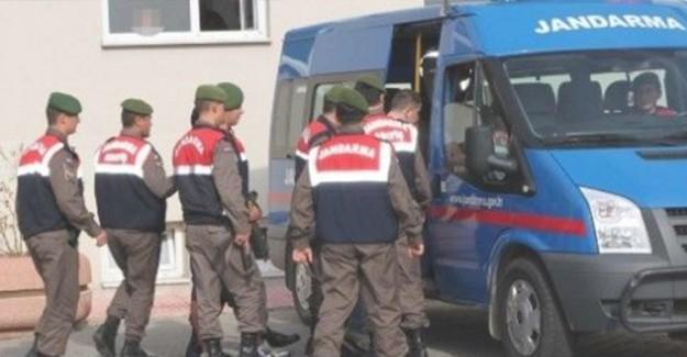 Kayseri'de Kaçak Tarihi Eser ve Göçmen Operasyonu