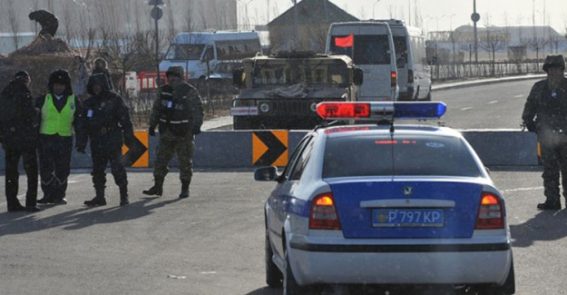 Kazakistan'da Feci Kaza! 52 Ölü
