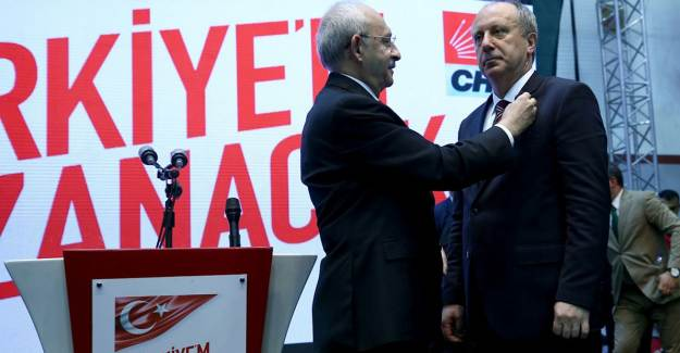 Kemal Kılıçdaroğlu, Muharrem İnce Hakkında İlk Kez Konuştu