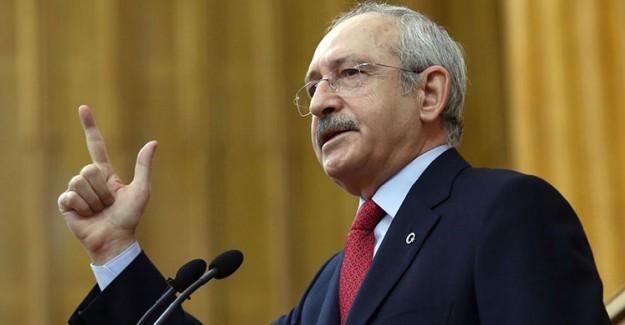 Kılıçdaroğlu, AB Ülkelerinin Büyükelçileriyle Görüştü!