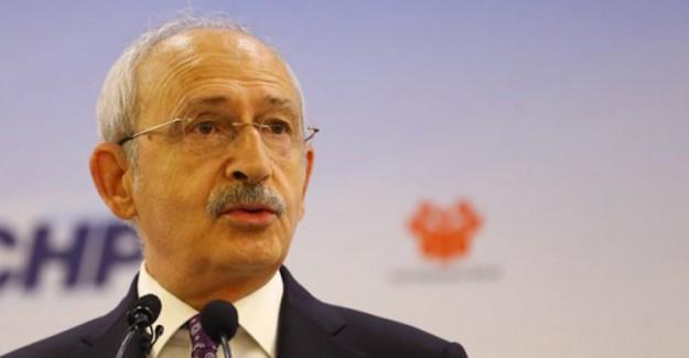 Kılıçdaroğlu Barış Bildirisine İmza Atan Akademisyenlere Destek Verdi