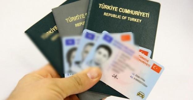 Kimlik Kartı, Ehliyet ve Pasaport Başvurularında Rekor!
