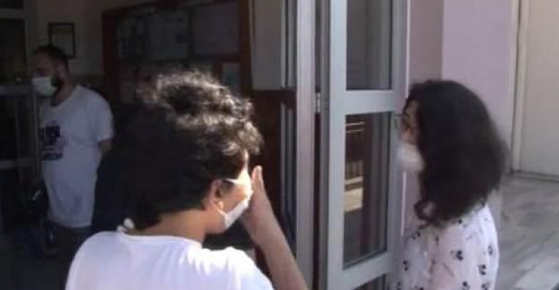 Kimliklerini Unutan Öğrenciler Sınava Son Anda Yetişti