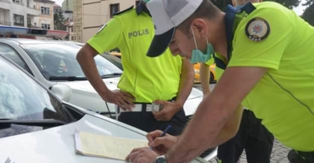 Kırklareli'nde Maske Takmayan 97 Kişiye 87 Bin 300 TL Ceza Uygulandı