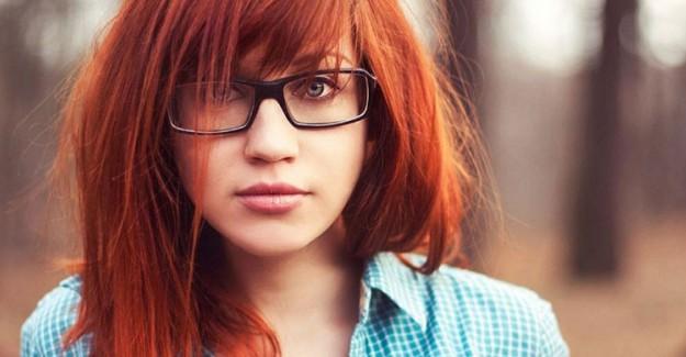 Kızıllar Saçlarını Havlu ile Kurulamasın! Kızıl Saçlılara Bakım Önerileri