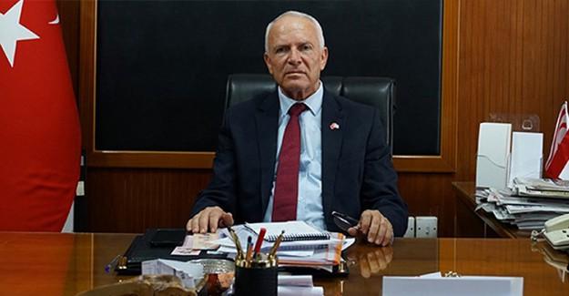 KKTC Cumhuriyet Meclisi Başkan Yardımcısı Töre Rum Zihniyetini Eleştirdi