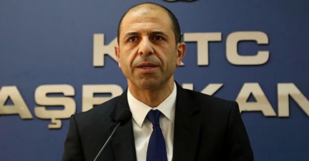 KKTC'den Yunanistan Başbakanı'na Yanıt