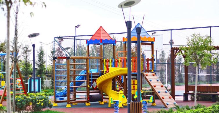Kocaeli'de Salgın Sebebiyle Çocuk Parkların Kullanımı Yasaklandı