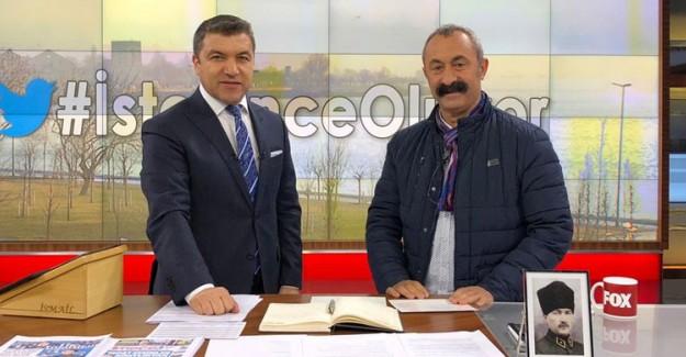 Komünist Başkan Fatih Mehmet Maçoğlu'nun 2 Bin 562 Liralık Montu Gündem Oldu