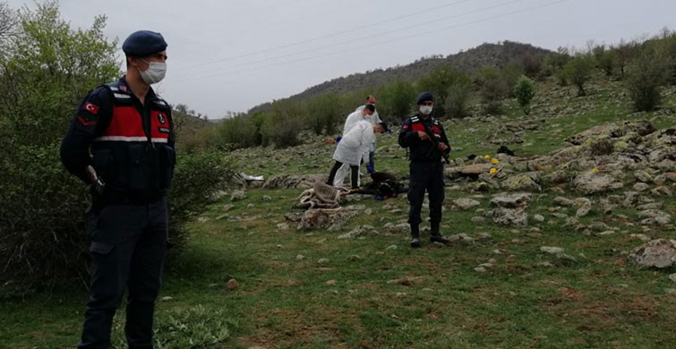 Konya'da Hayvan Otlatma Kavgasında Baba ve Oğlu Öldü