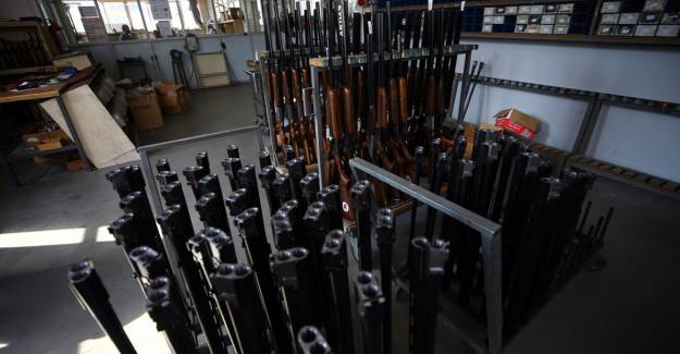 Konya'dan Amerika'ya Silah İhracatı Artıyor