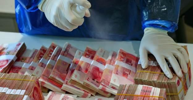 Koronavirüs Banknotlarda 28 Gün Barınabiliyor