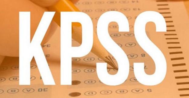 KPSS 2018/2 Tercih Kılavuzu Yayımlandı Mı?