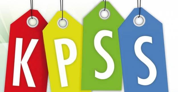 KPSS Lisans Taban Puanları Açıklandı mı? KPSS Lisans Boş Kalan Kadro Kontenjanlar