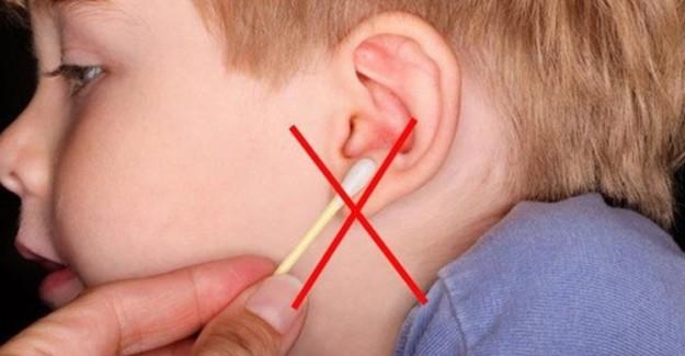 Kulak Kiri Neden Oluşur? Kulak Kirini Evde Doğal Yollarla Temizleme