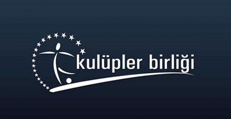 Kulüpler Birliği Avrupa Süper Ligi Hakkında Açıklama Yaptı