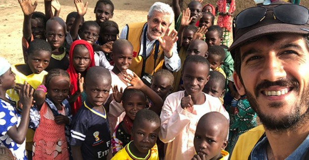 Kurban bağışları 15 Ülkede Binlerce Muhtaca Ulaştı