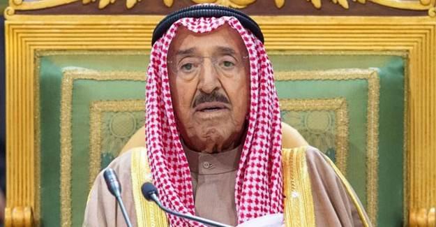 Kuveyt Devlet Başkanı el-Ahmed el-Cabir es-Sabah Öldü