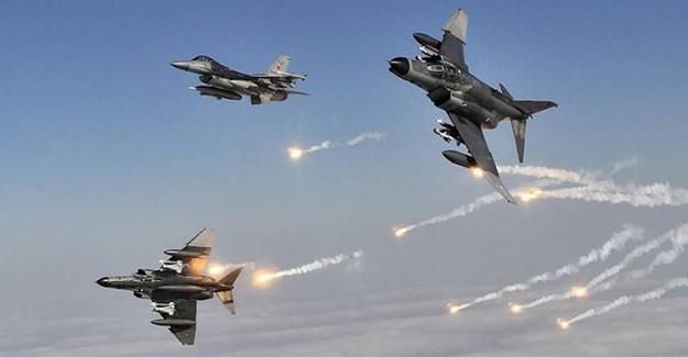 Kuzey Irak Operasyonu! 2 Terörist Öldürüldü
