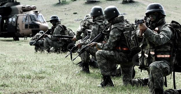 Kuzey Irak'ta PKK Operasyonu