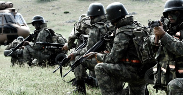 Kuzey Irak'ta Terör Operasyonu