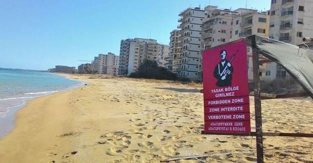 Kuzey Kıbrıs Türk Cumhuriyeti'nde Kapalı Olan Maraş Bölgesi Açılmaya Hazırlanıyor