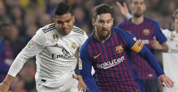 İspanya Kral Kupası: Real Madrid: 0 - 3 Barcelona (Maç Sonucu)