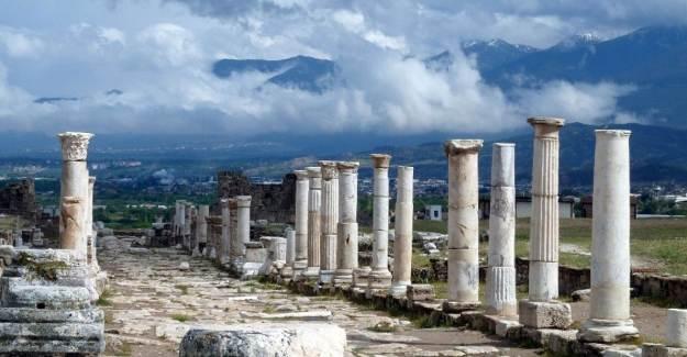 Laodikya Antik Kenti Turizme Kazandırılıyor