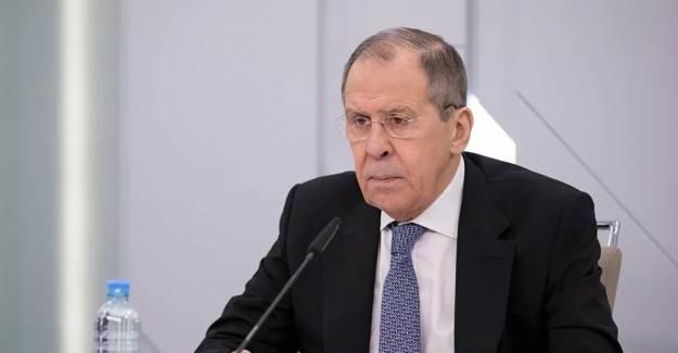 Lavrov'dan Flaş 'NATO' Açıklaması