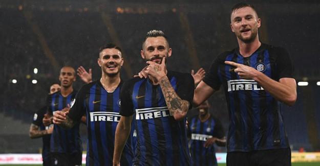Lazio 0-3 Inter Maç Özeti ve Golleri İzle