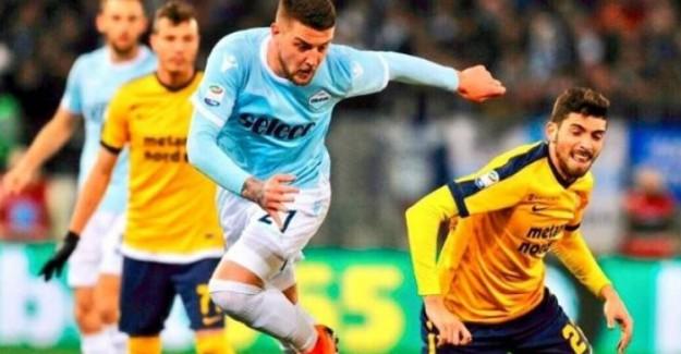 Lazio-Verona Maç Özeti
