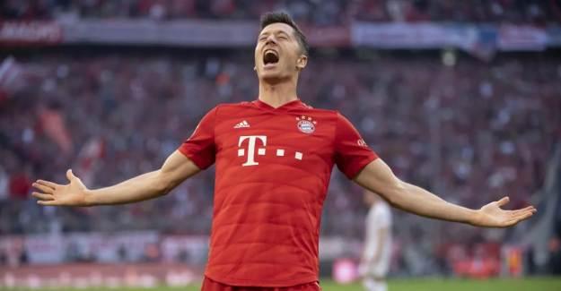 Lewandowski: 'Ballon d'Or'u Ben Hak Ediyorum'
