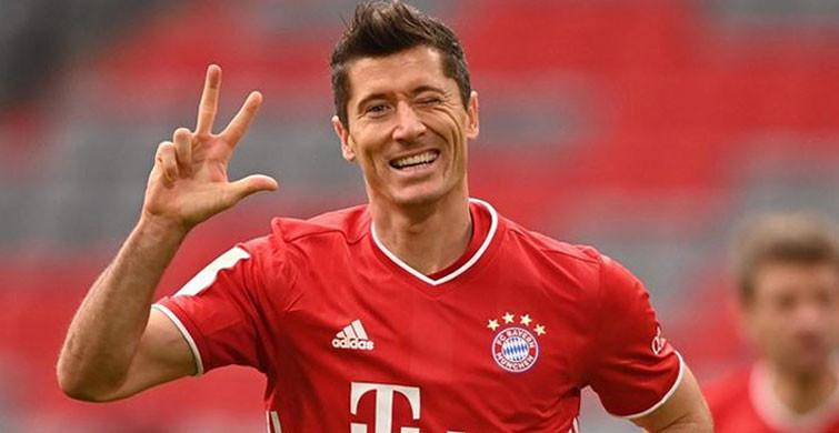 Lewandowski'den Bayern'e Müjdeli Haber