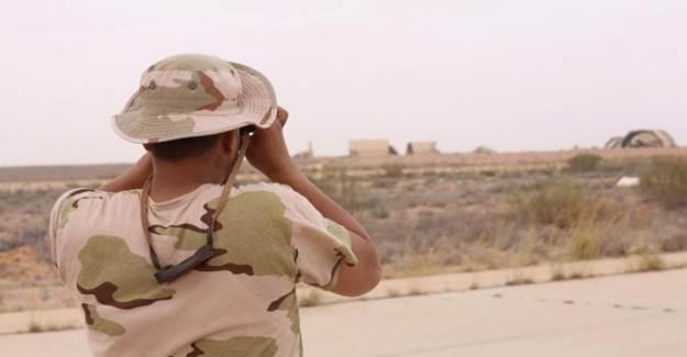 Libya Ordusu: Hafter Saflarındaki Bin 600 Kadar Paralı Asker Tahliye Edildi