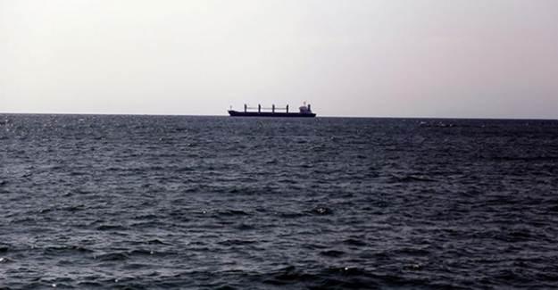 Libya'da BAE Bandıralı Tanker, Kıyıda Bekletildi