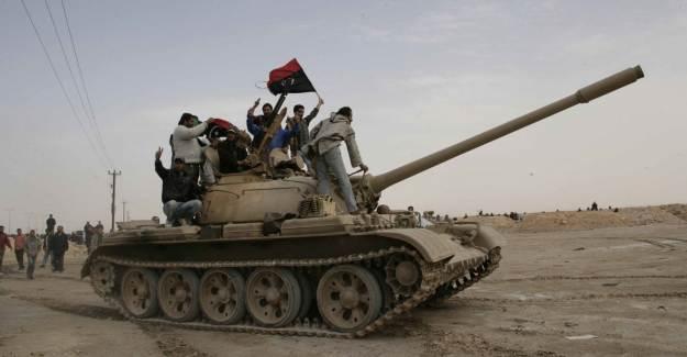 Libya'da Diplomatik Zafer