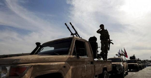 Libya'da Türkiye Ve Suriye Birlikteliği
