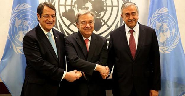 Liderler Kıbrıs İçin Tarih Verdi!