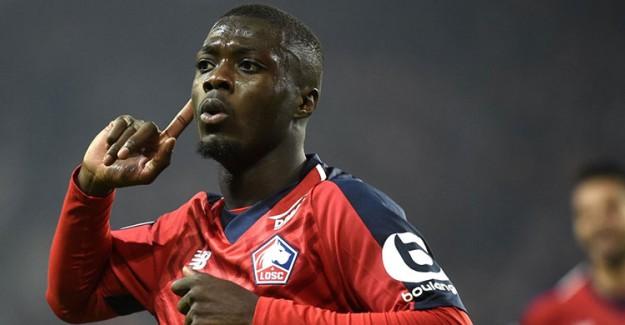 Lille, Pepe İçin Arsenal'den Servet İstedi!