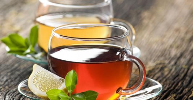 Limonlu Çayın Faydaları
